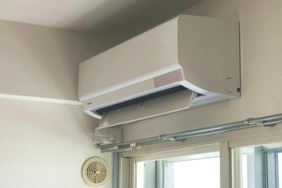 冷暖房設備工事